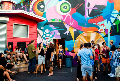 Art Walks Design District y Wynwood
