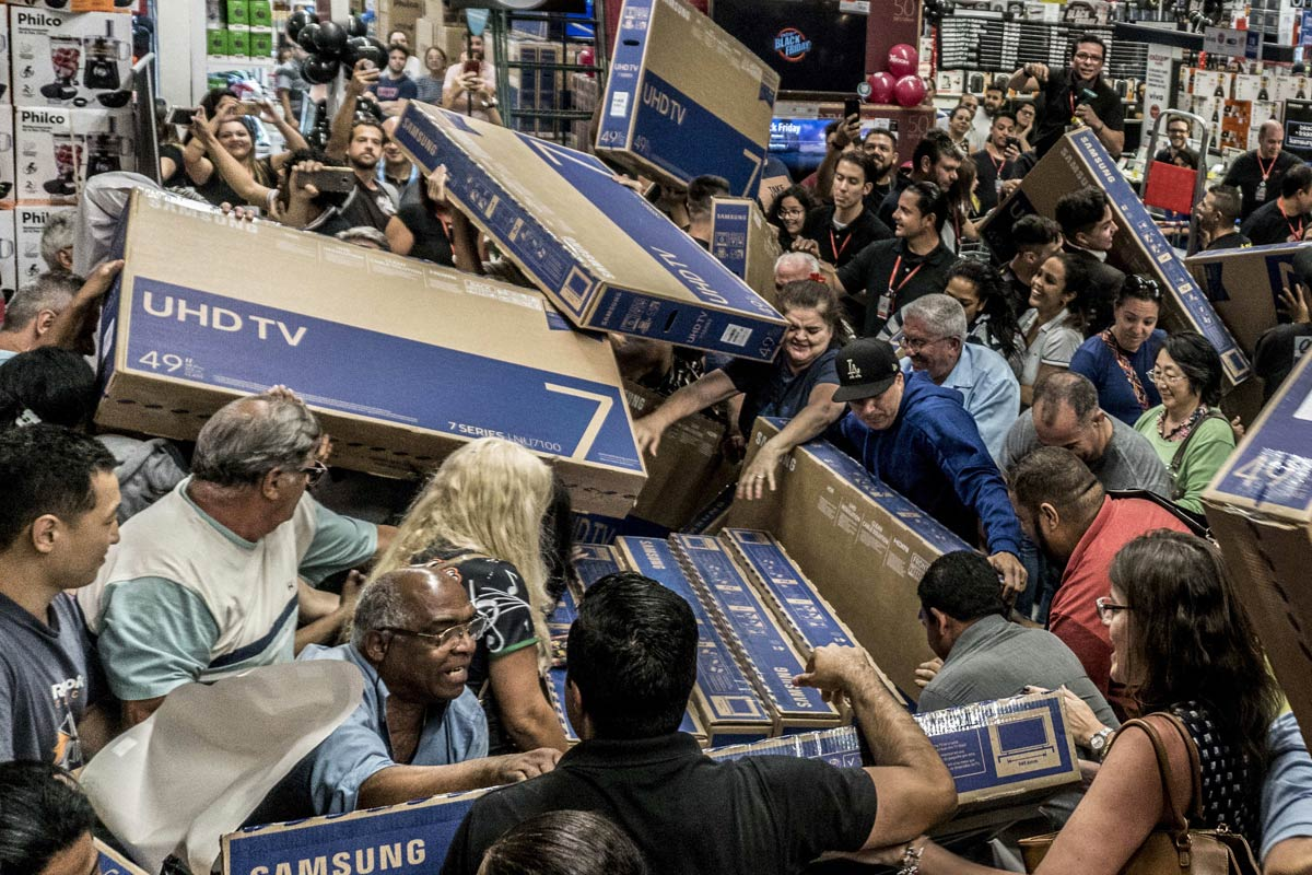 Black Friday en Miami