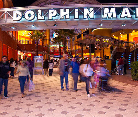 Traslado Outlet Dolphin Mall Miami