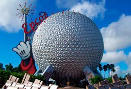 itinerario por Disney World Orlando