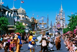 itinerario disney world Orlando