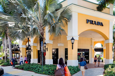 Nike Miami Beach Outlet