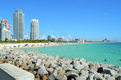 Playas de South Beach