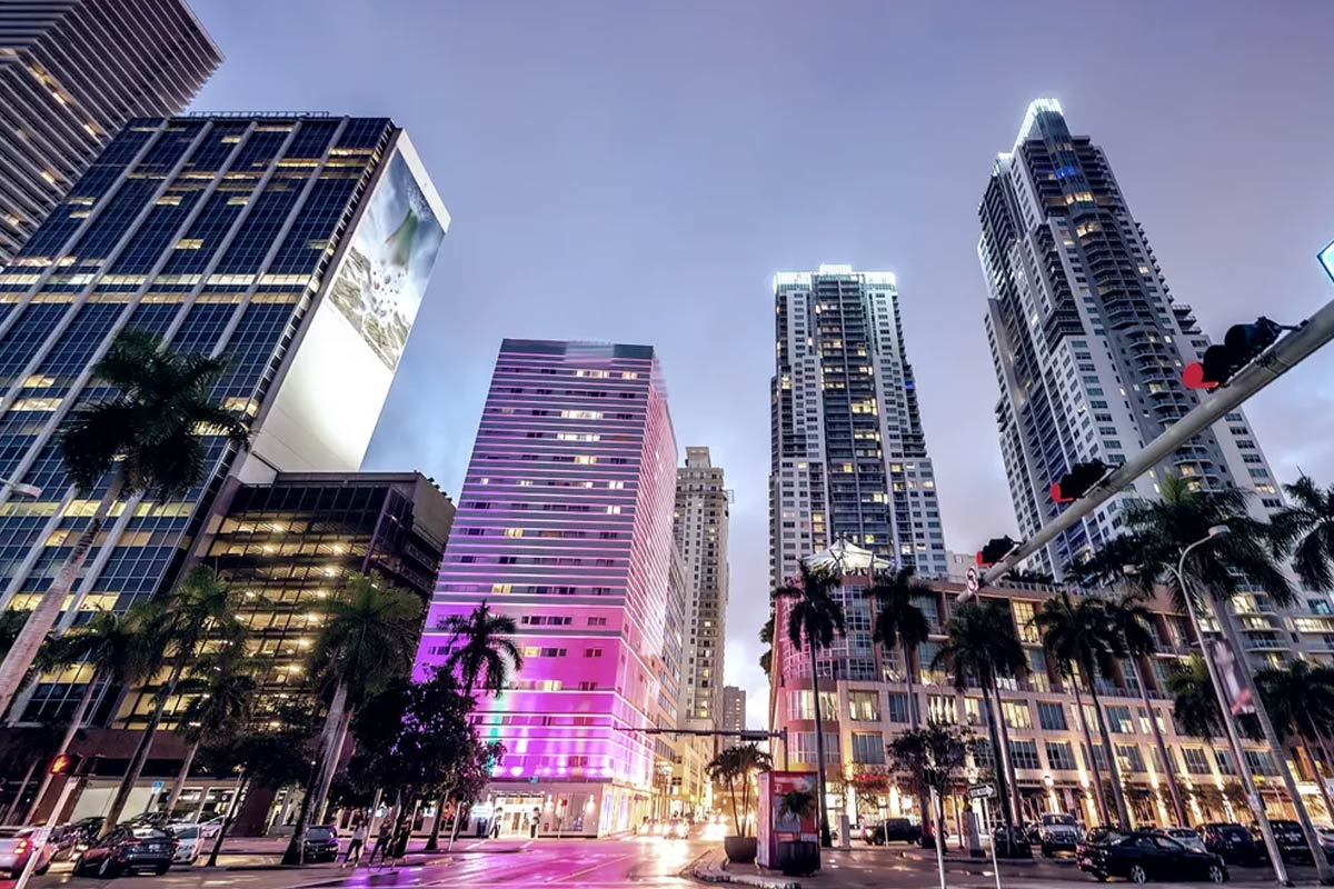Visitar Downtown: centro de Miami
