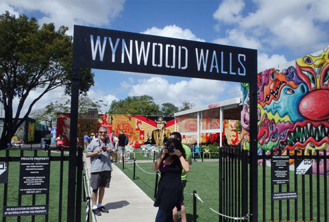 Visitar barrio Wynwood Miami